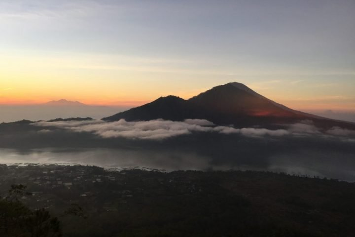 Mt Batur sunrise hiking