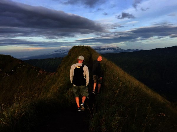 Mt. Batur Hiking, Hot Spring and Coffee plantation tour